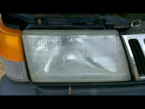 Passenger Right Headlight Convertible Fits 91 94 Saab 900 499295