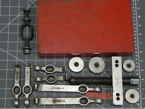 Snap On Tool Puller Set N Metal Box Cj282 Cj86 1 Center Points Gear Pulley Pully