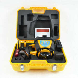 Self leveling Rotary Rotating Laser Level Hq 500m Range High Accuracy