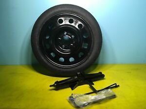 2014 2019 Kia Soul Compact Spare Tire With Jack Kit 16 Inch