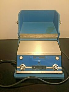 Vintage Maico Ma 19 Hearing Instrument Audiometer