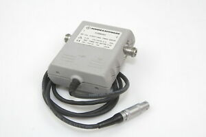 Rohde Schwarz r s Nrt z44 Brake Power Sensor 4ghz 300w