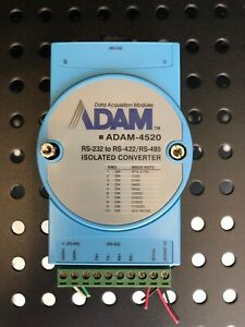Adam 4520 Data Acquisition Module Rs 232 To Rs 422 rs 485 Isolated Converter