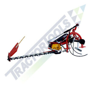 Tx59 Sickle Bar Mower W Hydraulic Lift By Dcm