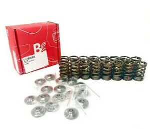 Brian Crower Single Springs Ti Retainers Kit For Toyota 3sgte Shim Under Bucket
