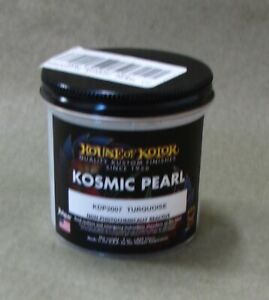 2 Oz House Of Kolor Kdp2007 Turquoise Pearl Discontinued New