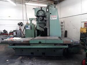Pratt Whitney Viking Cnc Horizontal Machining Center
