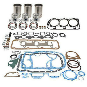 Bekf2012d lcb Engine Overhaul Kit For Ford New Holland Tractor 4000
