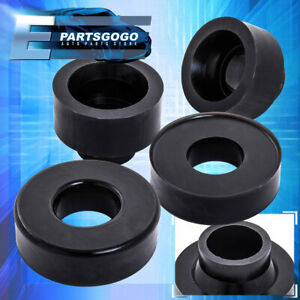 For 99 04 Jeep Grand Cherokee Wj 2 Front Rear Leveling Lift Kit Spacers Black