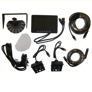 8301347 New Universal Products Cab Camera Kit 3 12v W 7 Lcd Monitor