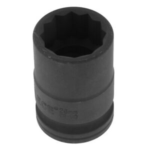 55mm Metric Long Impact Socket 3 4 Double Deep 12 Point Single Hex 26mm