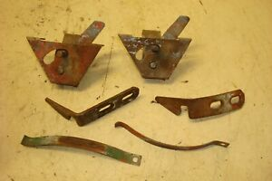 1961 Ford 641 Tractor Hood Latches Springs Naa 600 800