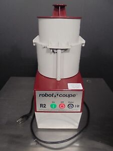 Robot Coupe Food Processor R2c 485 00 35 00 Shipping
