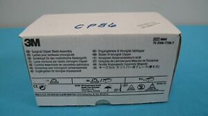 3m Ref 9660 Surgical Clipper Blade Assembly 49 box fast Shipping