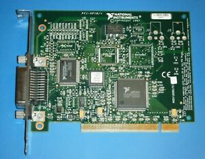 Ni Pci gpib Controller 183617c 01 National Instruments tested