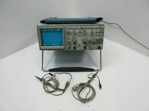 Tektronix 2232 100mhz Analog digital Oscilloscope W 2 Probes 60 Day Warranty