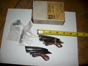 Vintage Nos Turn Signal Indicators