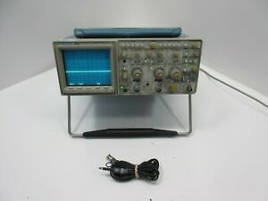 Tektronix 2232 100mhz Analog digital Oscilloscope W Probe 60 Day Warranty