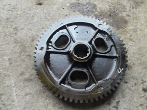 Oliver 77 Tractor Rearend Main Bowl Bull Drive Gear Gear M1140