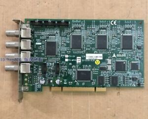 Adlink Rtv 24 4 channel Pci Real time Image Acquisition Card Rtv 24 1pcs