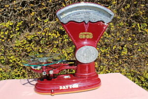 Restored Dayton Computing Scale Co Model 150 1906