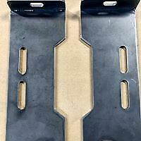2008 2010 Ford Super Duty Bumper Conversion Brackets For 92 97 Ford Bronco