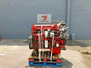 2013 Cummins Isx15 425st Engine 2013 Epa Cm2350 Serial 79637862 Cpl 3937