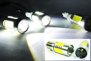 2x Cree Q5 Plasma 5 Led 1156 P21w For Volkswagen Projector Daytime Running Light