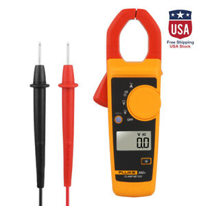Fluke 302 Handheld Digital Clamp Meter Dc Multimeter Electronic Tester Tools Us