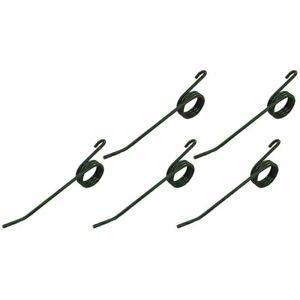 5 Pack Rake Teeth For John Deere 257se 350 851 858 894 896 Rakes