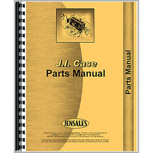 Parts Manual For Case Ih David Brown 450c 455c Crawler Models diesel