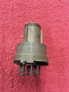 1961 62 Oldsmobile F 85 F85 Jetfire Nos 6 terminal Ignition Switch 1116590