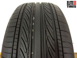 1 Federal Formoza Fd2 P245 45zr18 245 45 18 Tire Driven Once