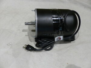 Generic Small Black Industrial Electric Motor Compressor