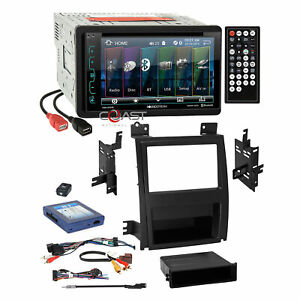 Soundstream Dvd Bluetooth Stereo Dash Kit Bose Harness For Cadillac Escalade