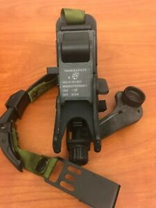 NOROTOS MICHACH NIGHT VISION HELMET MOUNT ASSEMBLY and J-ARM for PVS-14