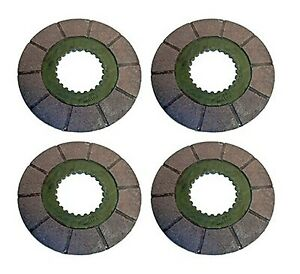 A65189 A65336 1975469c1 4 Brake Discs For Case Ih Tractor 1070 1175 770 870 970