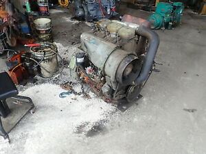 Deutz F3l912 Engine Runner F3l 912 Atlas Ingersoll 913 Pump