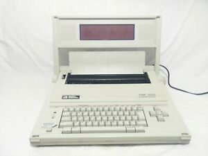 Smith Corona Typewriter word Processor Pwp 3000