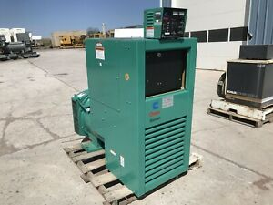 Cummins 300kw Generator End W Float Battery Charger