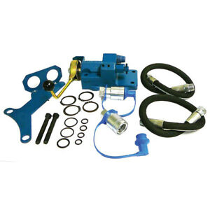 Remote Auxiliary And Hydraulic Valve Kit For 3cyl Models Fits In Ford 600 700