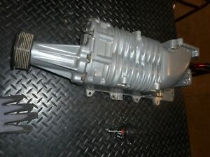 2003 2004 03 04 Cobra Mustang Supercharger Eaton M112 Ford Racing Blower Frpp
