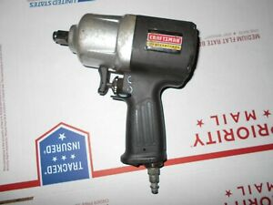 Craftsman 1 2 Drive Professional Impact Wrench Model No 875 198650