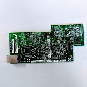 Nec Univerge Ux5000 32 channel Voip Daughter Board Ip3ww 32voipdb a1