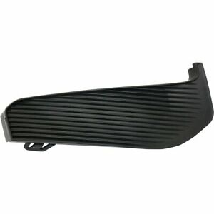 Dat Auto Parts Passenger Side Fog Light Cover Textured Made Of Pp Plastic