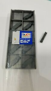 Iscar Grip 4004y Ic354 10 Inserts brand New free Shipping