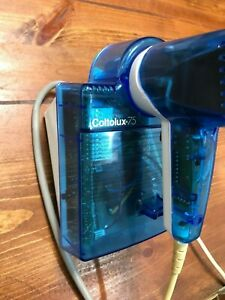 Coltolux 75 Color Talk High Output Curing Light Blue Coltene whaledent