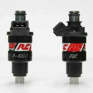Rc Fuel Inejection Peak Hold Fuel Injector Pl9 0660 660cc