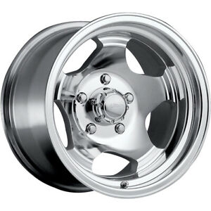 4 New 15x8 Ultra 50k Machined Wheels Rims 19 5x5 00