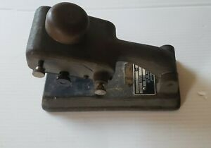 Vintage Rapidprint Time Recorders Ser no 100677 Pre owned